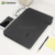 Business Travel Buckle Folder Portfolio Notebook with 6000 mah Power Bank Charger