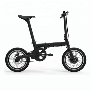 16inch 2018 new folding electric bike 36v 250w folding electric bicycle