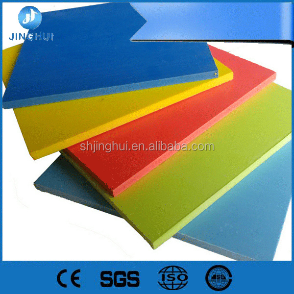 High Quality PVC Foam Board 18mm for Interior Innovation
