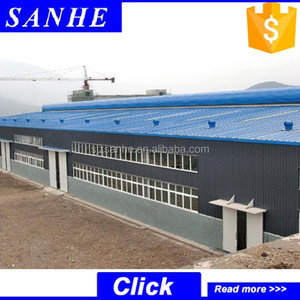 easy build high quality light long span multistory metal prefabricated steel structure warehouse