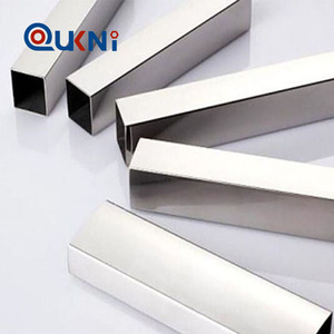 Hot selling stainless steel square tube slotted with great price