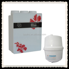 auto flushing water purifier system/RO water purification system for home