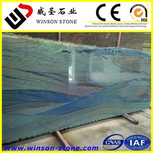 largest dimension is available luxury flash blue granite Blue Sky polished gangsaw slab for sale