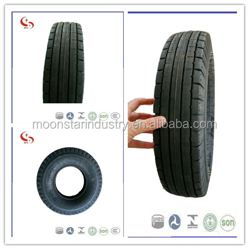 Enduro heavy duty 4.00-8 motorcycle tire 8PR