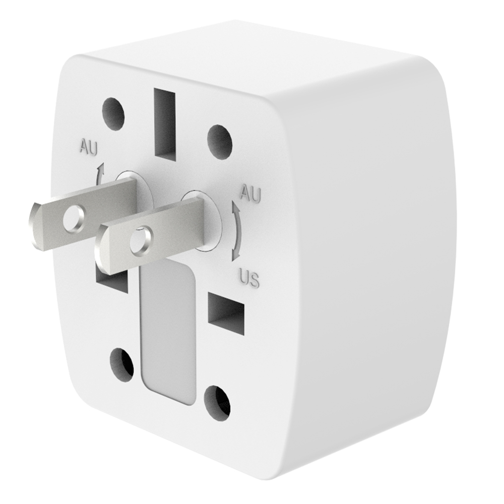 High Quality Portable Plug adapter Universal EU/UK/AU/US Travel Power socket Adapter Plug