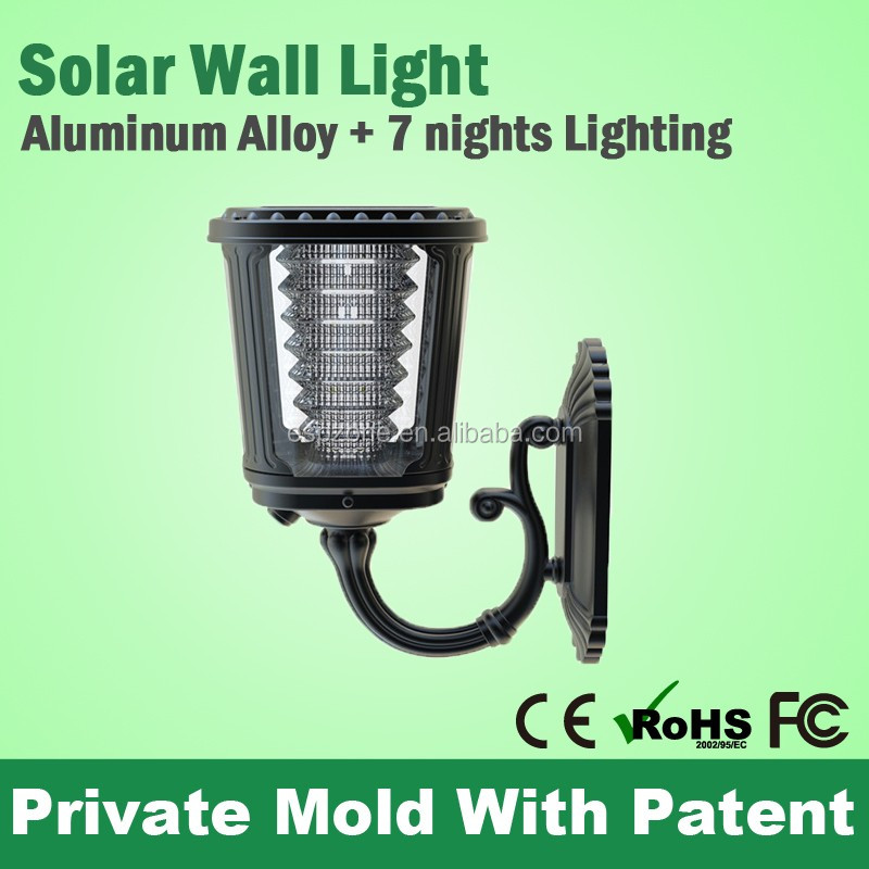 Modern Santa Claus Led Mini Solar Garden Light Bulb