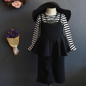 zm31430a autumn bulk wholesale kids clothing 3 pieces suit pant tops fancy baby clothes set for children