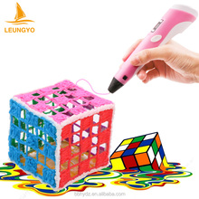 Exclusive base innovative handheld 3D toys pen 3D drawing pen