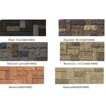 Pu Faux Stone Type And Tile Est Exterior Wall Cladding Brick Panel Lowes