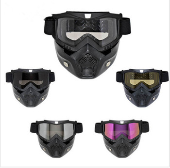 New Arrival Uv400 Dustproof Posts Custom Mx Riding Goggles Motocross Motorcycle Accessory Glasses