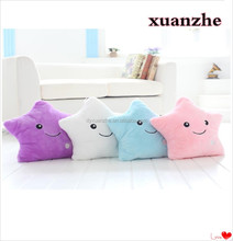 Bright Shining Colorful Led Light Pillow
