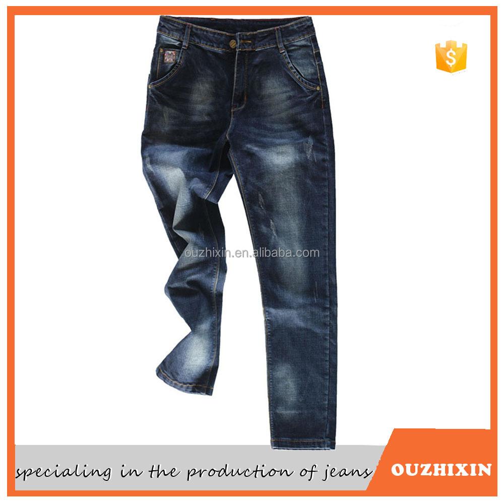 Jeans Wholesale China New Jeans Pent Biker Jeans Men