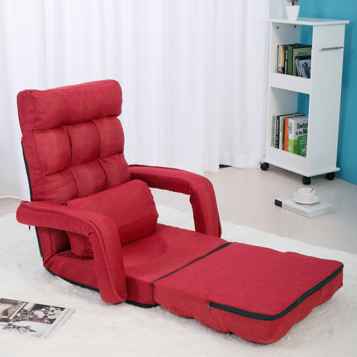 Buy Jaxpety Adjustable Folding Leisure Sofa Bed Video Gaming