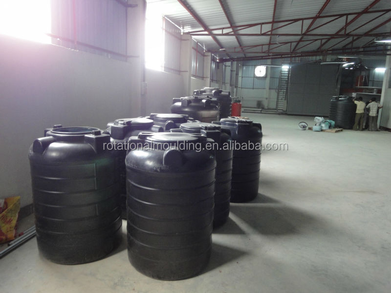 3.5m turrent rotomolding plastic rolling machine machine for making wholesale flower pots