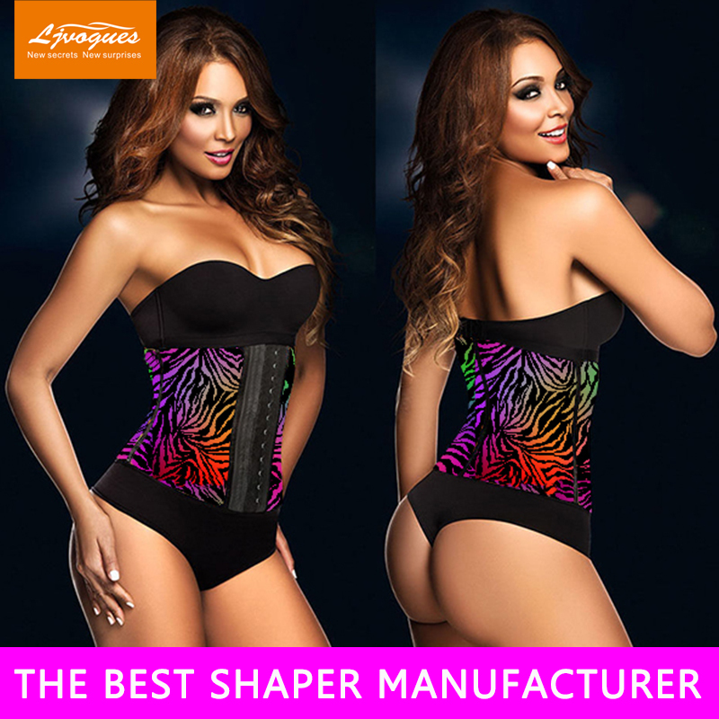 print latex waist cincher 15
