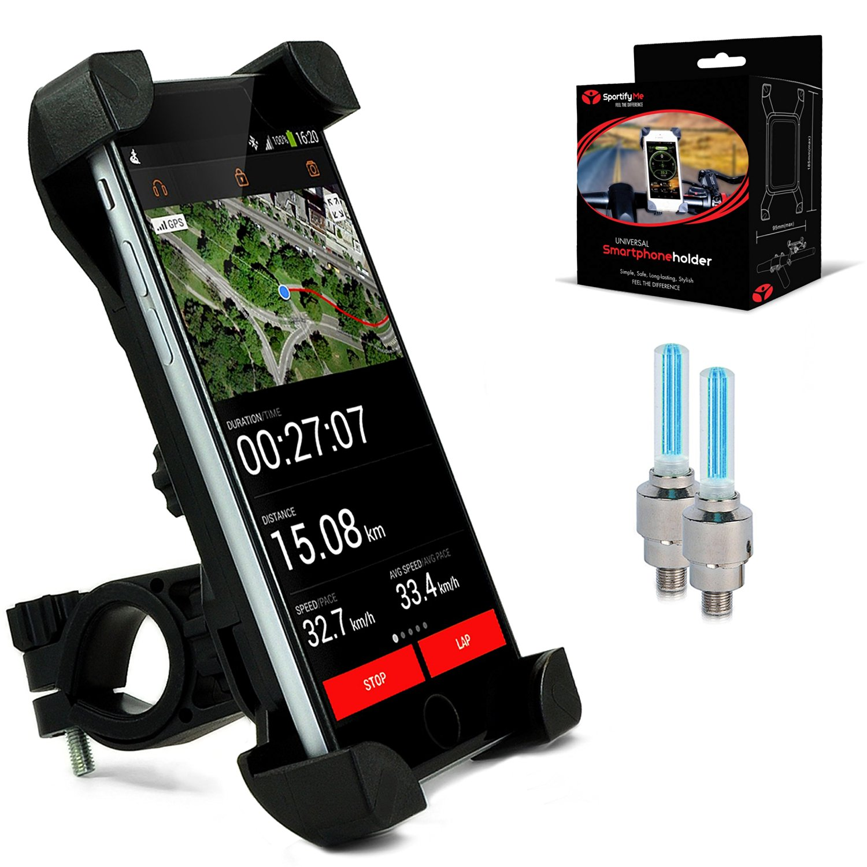 Buy Universal Bike Phone Holder #1 Bike Phone Mount   Bike