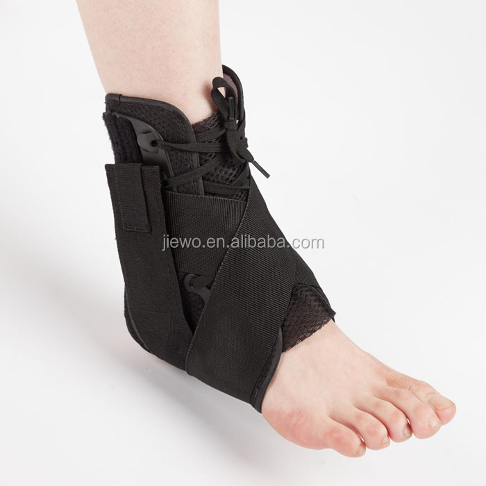 neoprene ankle support adjustable ankle brace guard sports ankle brace for basketball