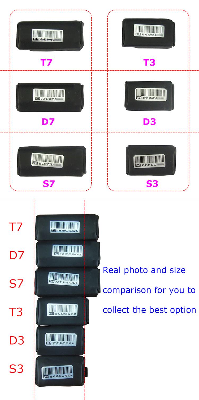 Kualitas Terbaik Mini Pribadi GPS Tracker Topin 365GPS T3/T7 Anti-Lost Micro GPS Pelacakan Perangkat untuk Anak-anak/Hewan Peliharaan/Sepeda/Kendaraan