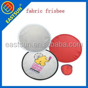 Fabric ring pretty frisbee 2017 new
