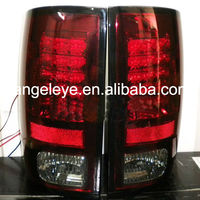 Dodge Ram 1500 LED Tail light 2005-2010 SONAR Style red color