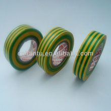 Purchasing website adhesive anti corrosion yellow/green pvc tape double color