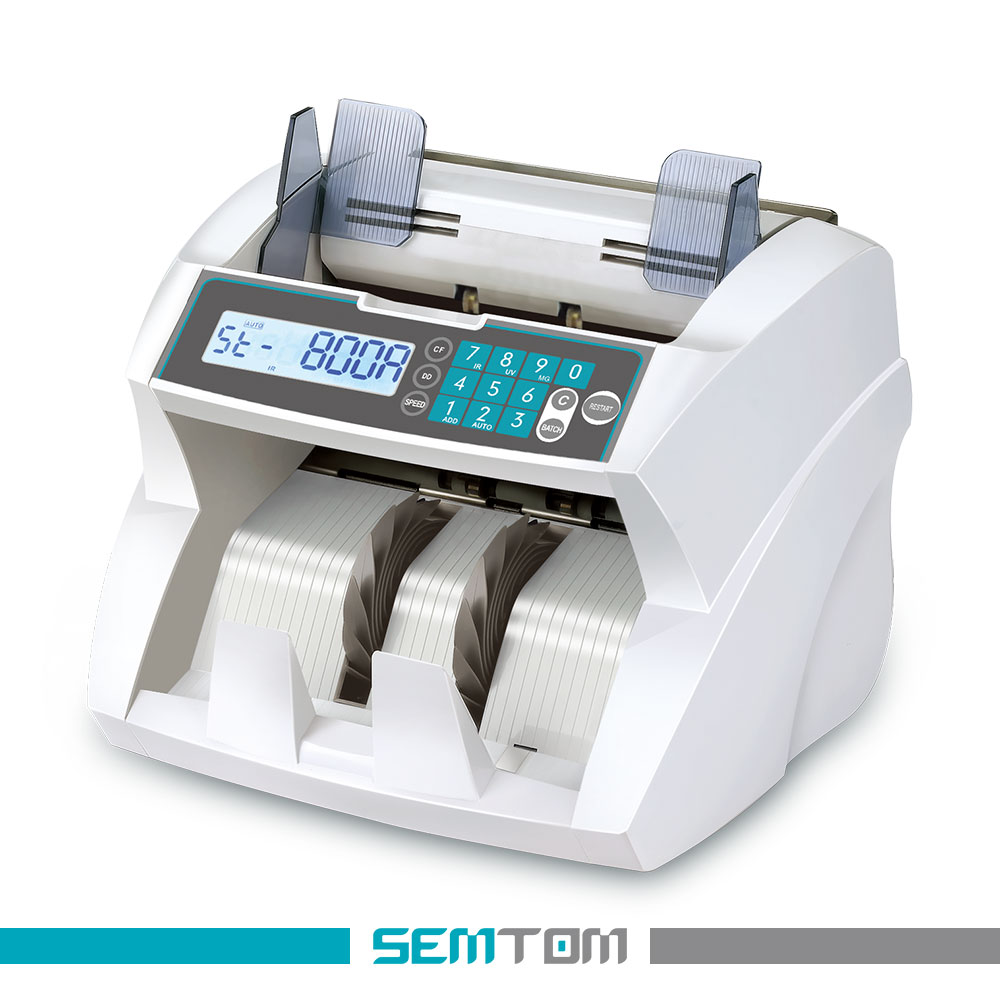 Front loading bill Counter ST-800