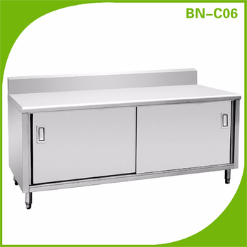 Cosbao Commercial Kitchen Hanging Cabinet Restaurant, Durable Hanging Wall  Kitchen Cabinet