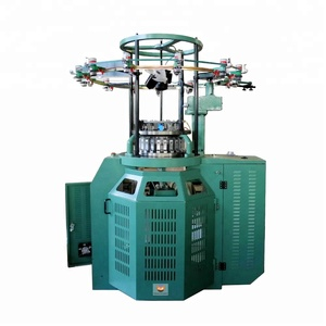 Small diameter circular knitting machine DW0910
