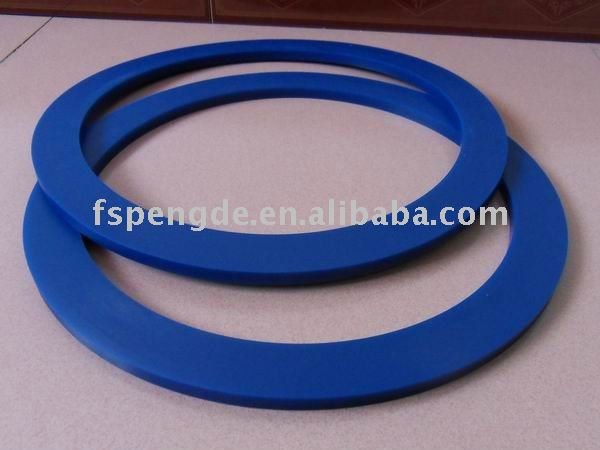 High Performance Flat O-ring - Buy Flat O-ring,Pur Ring,Pu Ring ...