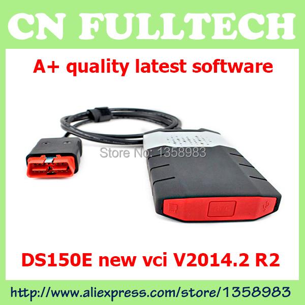 Vci TCS CDP DS150E диагностический сканер CDP DS150 R2 с Keygen для автомобили / грузовики / общий нет Bluetooth