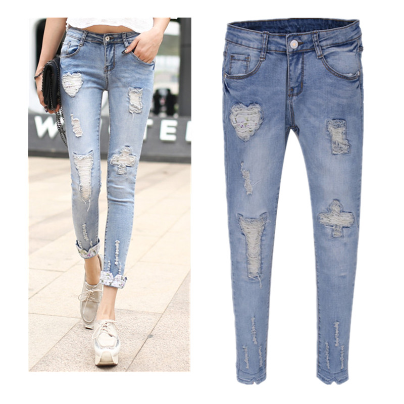 Women Adam Levine 15/16 Straight Fit Distressed Washed Blue Denim Jeans See more like this Cello Jeans Distressed Skinny Leg Stretch Jeans Womens Sz 13 Pre-Owned.