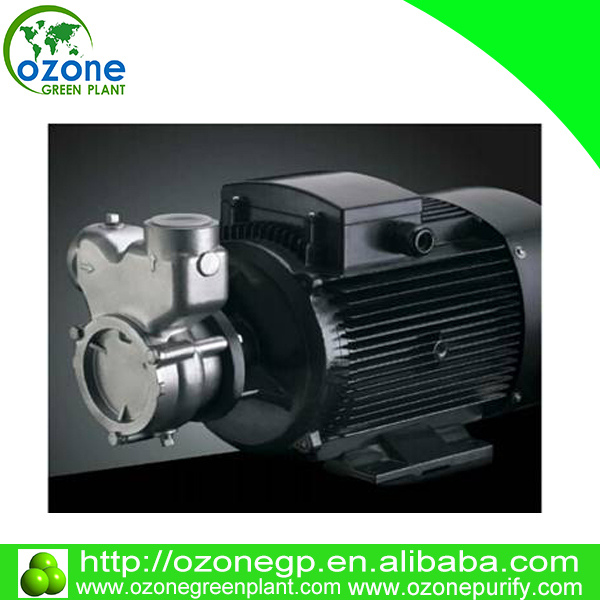 Simple structure, less parts, strong and durable, easy to repair liquid mixing pump