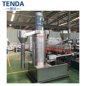 Hot Sale Twin Screw Plastic Pelletizer Price for Granules