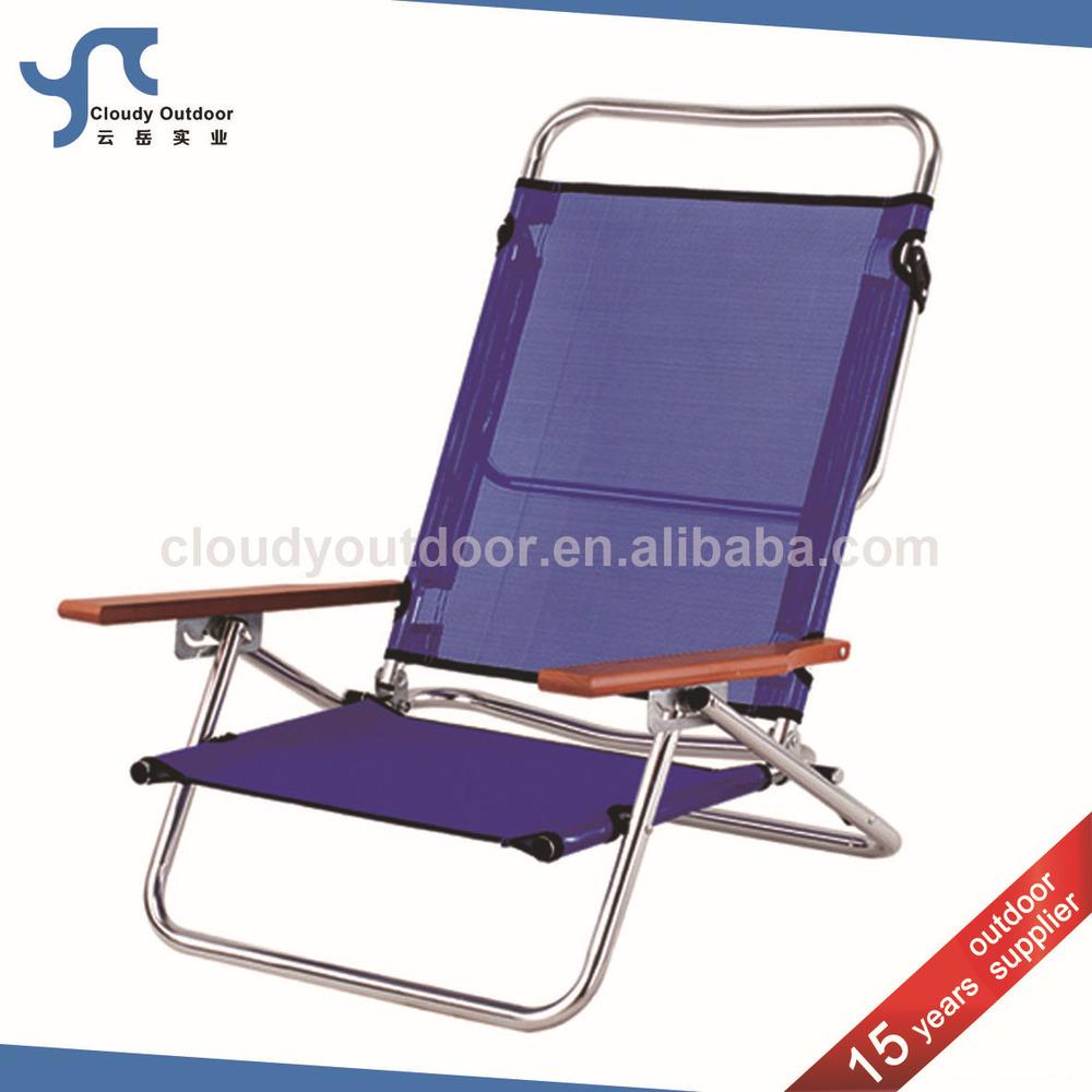 Bois Plage Chaise Longue Pliante Pliable Extrieure Avec Accoudoir