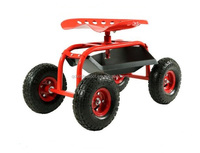 Garden Tractor Seat Cart With Long Handle Tc4501e Buy Garden