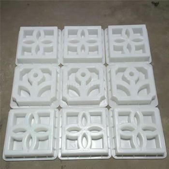 Hot Sale Plastic Molds For Concrete Paver Brick Interlock Tiles Road  Curbstone Mould - Buy Concrete Mold,Plastic Mould,Mold Product on  Alibaba com