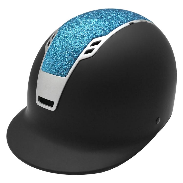 2018 new design custom color youth equine riding helmets AU-H07 9