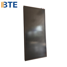 Manufacturer Supply 3.2 Low-iron Tempered -glass Cover Material Trustworthy Solar Flat Plate Collector