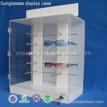 vente chaude clair acrylique vitrine avec serrure support d 39 affichage id de produit 481992438. Black Bedroom Furniture Sets. Home Design Ideas