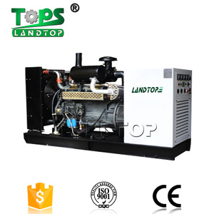 china brand name 300kva 300kw silent diesel generator set price