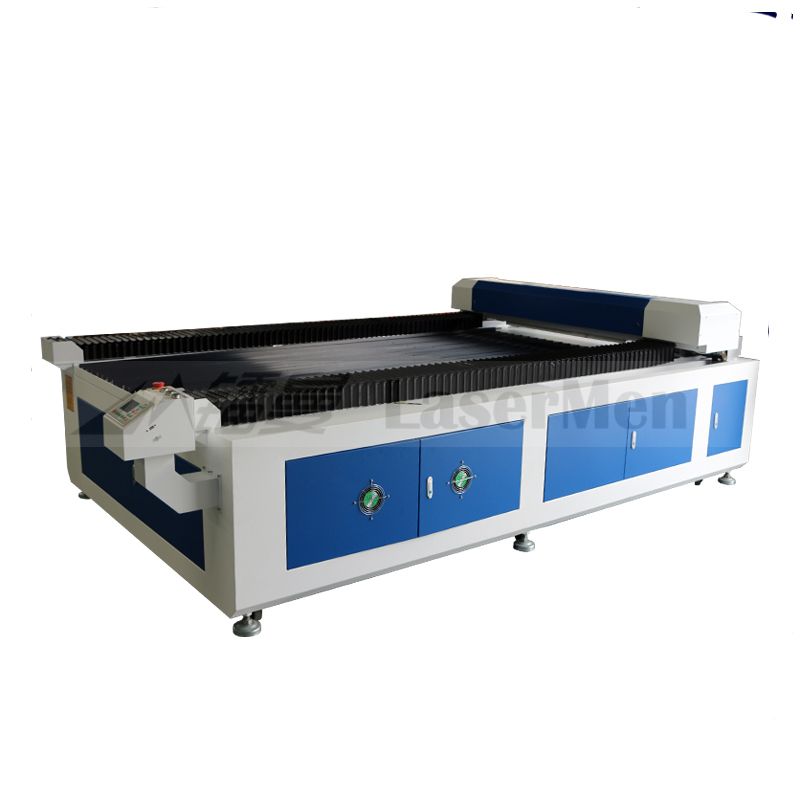 100w LM-1325 co2 laser cutting bed for wood/acrylic