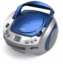Hot Sale avant-garde Portabel Genggam CD <span class=keywords><strong>Boombox</strong></span> USB MP3 Radio CT-288