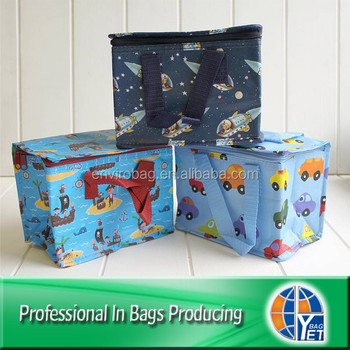 Lead Free Food Delivery Little Insulated Thermos Lunch Bags