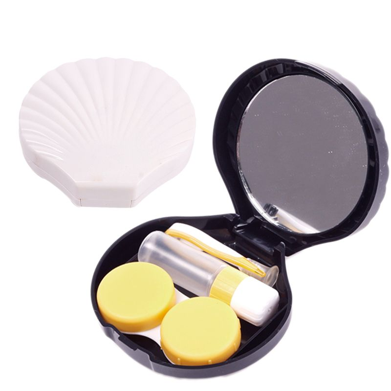 Mini Travel Kits Glasses Box Pocket Storage Holder Container Shell for Contact Lenses#65381