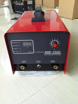 Capacitors Discharge Stud Bolt Welding Screw Stud Welder