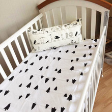 Free shipping New Arrived Hot Ins crib bed linen 1pcs baby Bedding set include baby bed