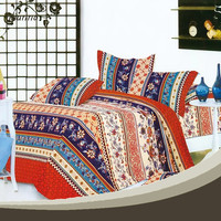 New arrival american embroidery patchwork and quilting bedspread set