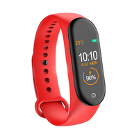 Hot product 2019 fitbit smart band with audio cable