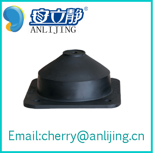 Rubber shock absorber mount for fan JGF model 10-1260 kg