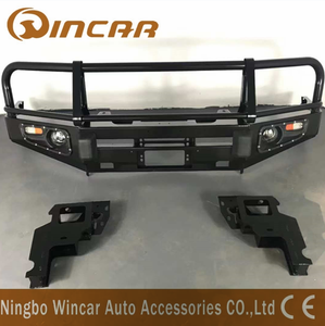 Light Included Front Winch Bumper For HJ100